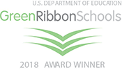2018 Green Ribbon Schools Award